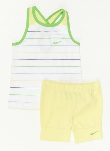 Nike Eşofman Takım Beyaz